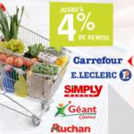 Economisez sur vos courses alimentaire