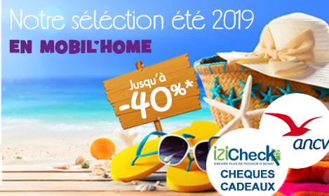 Offre Mobil'Home 2019